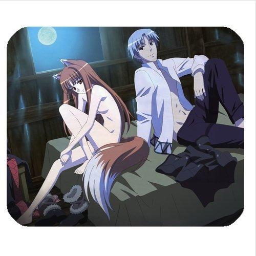 Preisvergleich Produktbild Spice And Wolf Holo Lawrence Kraft Anime Mauspad Mauspad (09)