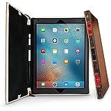 Twelve South BookBook for 12.9-inch iPad Pro (Rutledge) - Leather Sleeve for iPad Pro