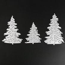 Weihnachtsbaum Stencils Cutting Dies Scrapbooking Karte Tagebuch Stanzschablone