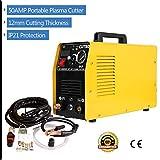 Euroeshop Cadeau Noël 220V 10-50A 50 ampères Air Inverter plasma Cutter gamme actuelle Fraise Machine de découpage CUT50