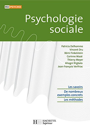 Psychologie sociale (HU Psycho)
