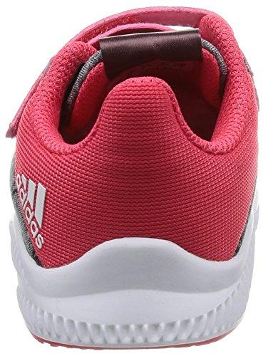 adidas Unisex-Kinder Disney M&m Fortarun Cf I Sneakers Rot (Brgrin/ftwbla/rosbas)