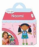 Piatnik 311233 - My Studio Girl - Naomi, Kinder-Bastelset