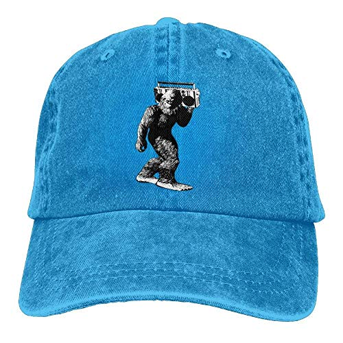 ad14e67f1eeba Walnut Cake Bigft Record Denim Hat Adjustable Women Surf Baseball Cap