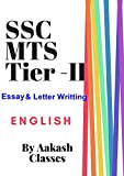 #9: SSC MTS Tier II Descriptive in English: Essay & Letter Writing