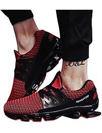 beautyjourney Scarpe da Ginnastica Uomo Running Scarpe da Sneakers estive Eleganti  Donna Scarpe da Ginnastica Donna 1c3a8c35cd5