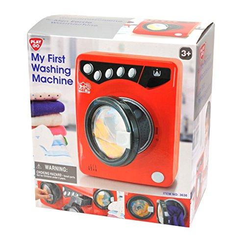 PlayGo Mi primera máquina - juego de imitación - lavadora