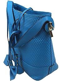 Fashion Real Genuine Leather Crossbody Shoulder Bag Handbags For Women Girls By Angela
