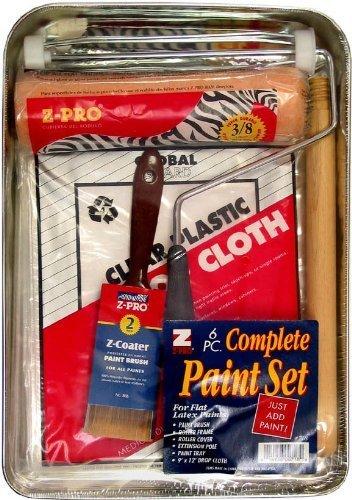 premier-6-piece-deluxe-flat-latex-paint-set-718-by-premier-paint-roller