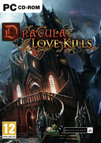 Dracula Love Kills (PC CD)