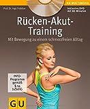 Rücken-Akut-Training (mit DVD) (GU Multimedia)