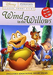 Disney Animation Collection 5: Wind In The Willows DVD