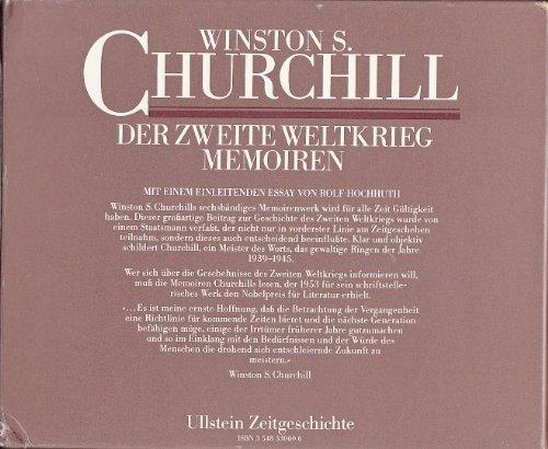 Der Zweite Weltkrieg (6 Bände) (Zweiten Churchill Weltkriegs Des Geschichte)