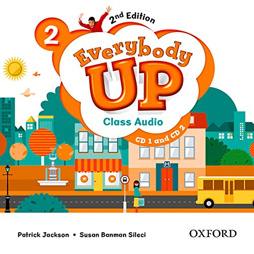 Everybody Up! 2. Class Audio CD (2) 2nd Edition (Everybody Up 2nd Edition)