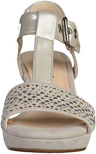 GABOR Comfort sandalo 42.394.17 nero Ghiaccio