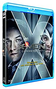 X-men le commencement - first class [Blu-ray] [FR Import]