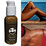 Best Tanning Lotion With Bronzer - Swasy Dimollaure Autosunburn Self Tanning Oil for body Review