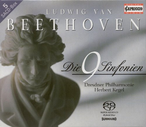 Beethoven, L. Van: Symphonies Nos. 1-9 (1 4 5 2 3 8 6 7)