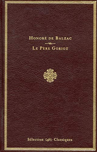 Sélection Classiques Le père Goriot