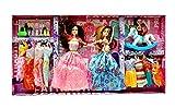 #9: New Fashion Doll Twins Dolls with Fashion Wardrobe & Accessaries