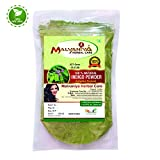 #3: Indigo Powder For Hair | Premium Quality Neel Powder | 100% Natural for Hair Color 227 g By Malvaniya Herbal Care