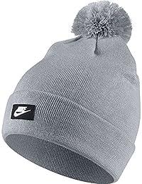 Nike Bonnet d\u0027hiver U NK Red ssnl Bonnet avec Pompon Taille Unique