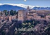 Andalusien (Wandkalender 2018 DIN A3 quer): Andalusien - der sonnige Süden Spaniens (Monatskalender, 14 Seiten ) (CALVENDO Orte) [Kalender] [Apr 01, 2017] Fahrenbach, Michael - CALVENDO