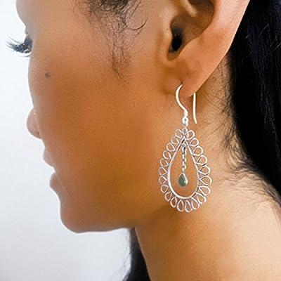 boucles d'oreilles en argent - boucles d'oreilles gitane - boucles d'oreilles tribales - boucles d'oreilles ethniques - boucles d'oreilles indien - boucles d'oreilles déclaration - Grandes boucles d'oreilles - bijoux en argent - bijoux tribaux