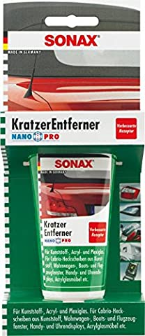 Sonax 03050000 Scratch (Armor All Car Wax)