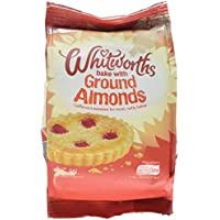 Whitworths Ground Almonds 150 g (Pack of 5)