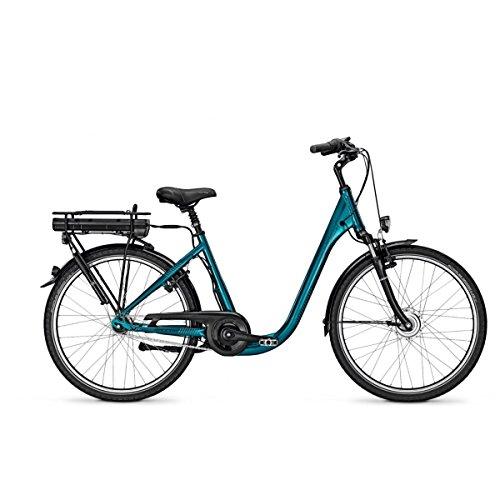 E-Bike Raleigh Groove UD di profondità Einstieg 7marce 36V/9Ah 26'Shimano Nexus RH 44, Navy blu, XS44