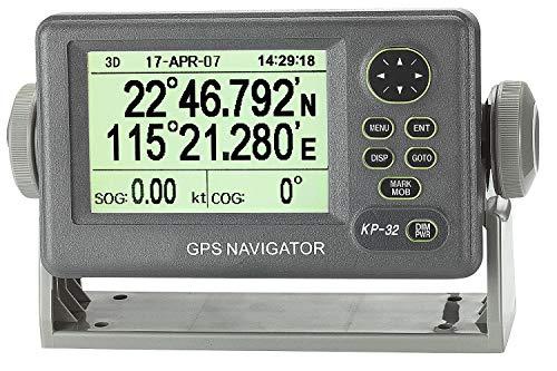 Compass GPS-Navigationsgerät KP-32 sonnenlichttaugliches 4,5 Zoll LCD-Display Auflösung 240 x 160 Pixel