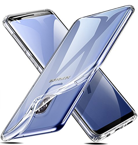 Funda Samsung Galaxy S9, ESR Funda Transparente...