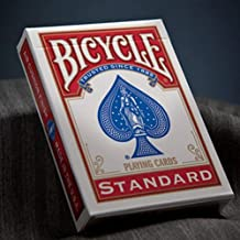 Bicycle Standard Playing Cards Edition Standards Poker Deck - Red