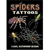 [(Spiders Tattoos)] [By (author) Jan Sovak] published on (April, 2000) - Spider Tattoo