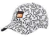 Nike Kinder Y NK H86 Cap JDIY AOP Hat, White, MISC