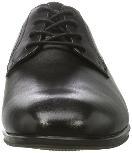 Rockport - Style Connected Plaintoe, Stivali Uomo Nero (Black Leather 2)