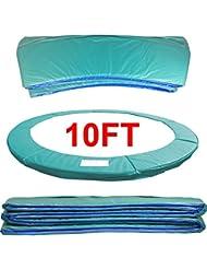 Coussin de protection de remplacement pour trampoline - Vert - 305 cm