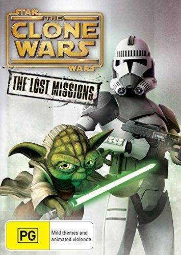 Star Wars The Clone Wars - The Lost Missions - Season 6 by Dee Bradley (Wars Clone Star Wars 6)