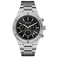 Bulova Herren-Armbanduhr Men's Sports Chronograph Quarz 96B247