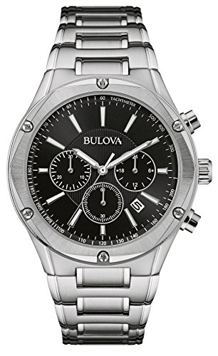Bulova Herren-Armbanduhr Men's Sports Chronograph Quarz 96B247