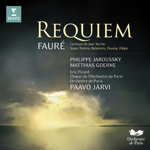 Fauré Requiem, Cantique de Jea...