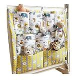 Baby Wickeltasche zum Aufhängen für Babybett