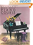 #8: Alfred's Basic Adult Piano Course: Lesson Book Level 1