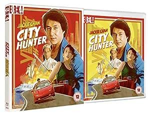 City Hunter (1993) (Eureka Classics) Blu-ray