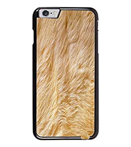 PrintDhaba Fur D-2037 Back Case Cover for APPLE IPHONE 6 (Multi-Coloured)