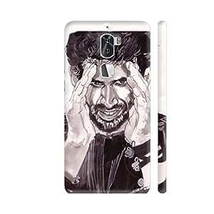 Colorpur Coolpad Cool 1 / Cool1 Dual Cover - Aditya Roy Kapur Printed Back Case