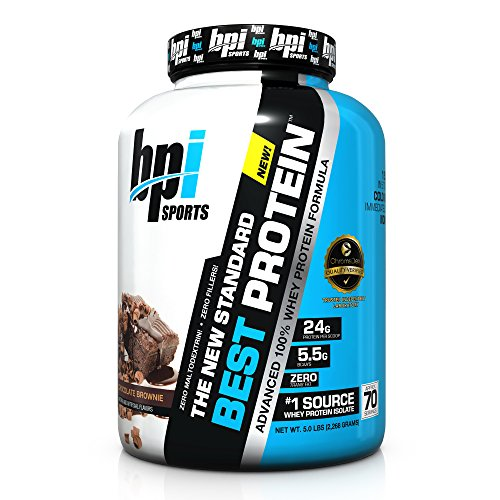 BPI Sports Best Protein 5.1lb(Chocolate Brownie)