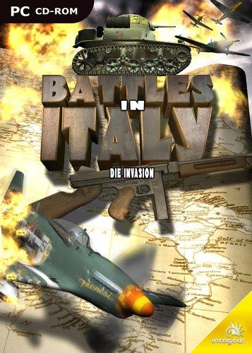 Battles in Italy: Die Invasion