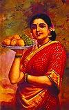 Canvas Champ Maharastrian Lady(Unframed ...